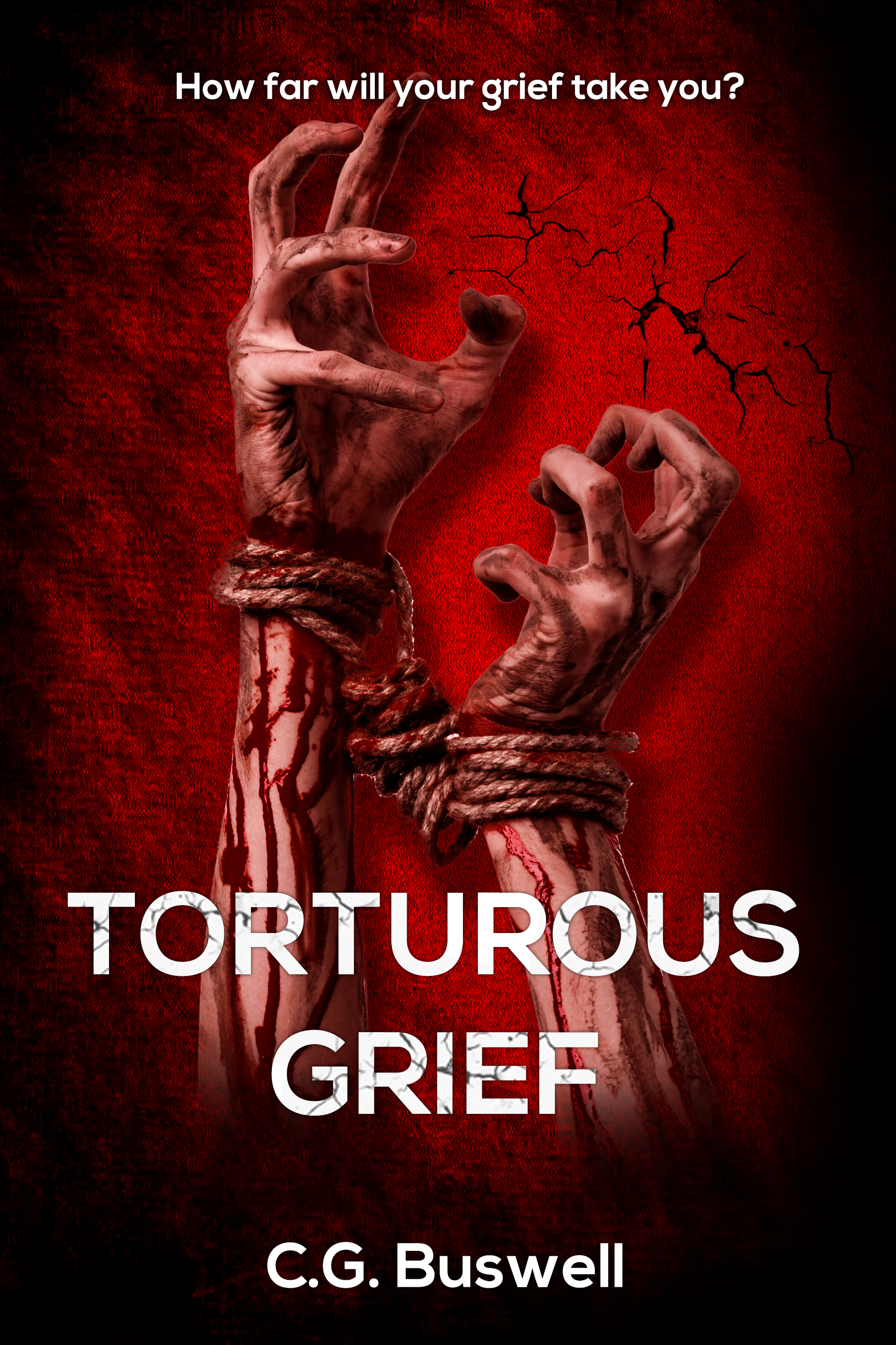 Torturous Grief Book by CG Buswell